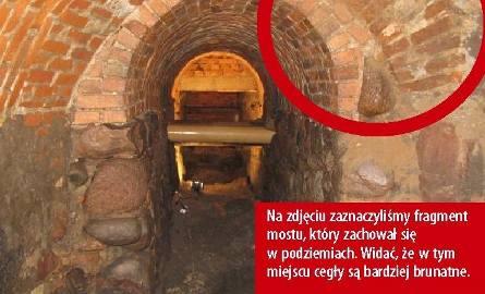 Ulica Kilińskiego: Odkryto tajemniczy most z XVIII wieku