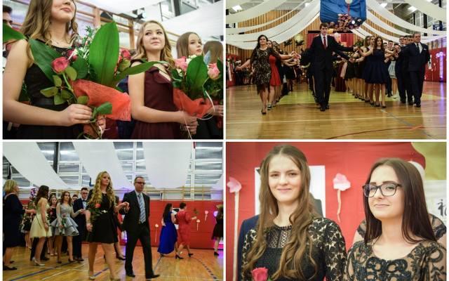 90adf48082 Bal w SP nr 5 w Lublinie. Ósmoklasiści i gimnazjaliści bawili się wspólnie  na sali gimnastycznej. Zobaczcie zdjęcia!