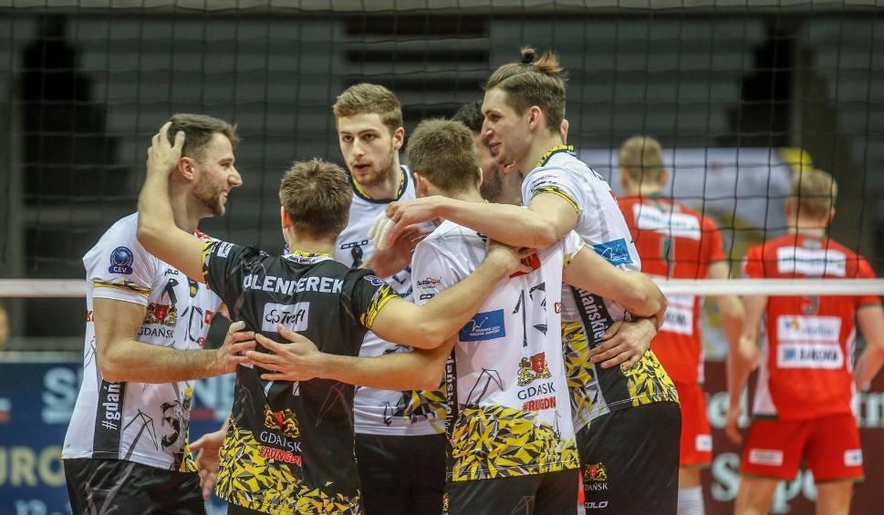 Film do artykułu: Trefl Gdańsk kończy sezon zasadniczy w PlusLidze. W sobotę rozegra w Sopocie mecz z MKS-em Będzin