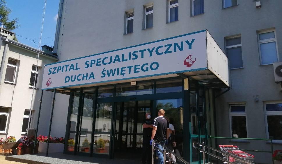 Film do artykułu:  Sandomierski szpital wprowadził całkowity zakaz odwiedzin z powodu nowego zakażenia koronawirusem