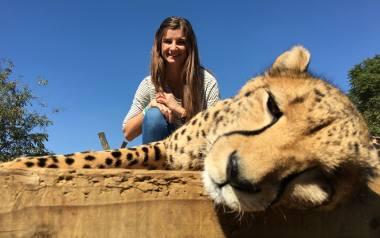 Gorlice. Ania zwiedza świat i pracuje jako stewardessa... w Dubaju