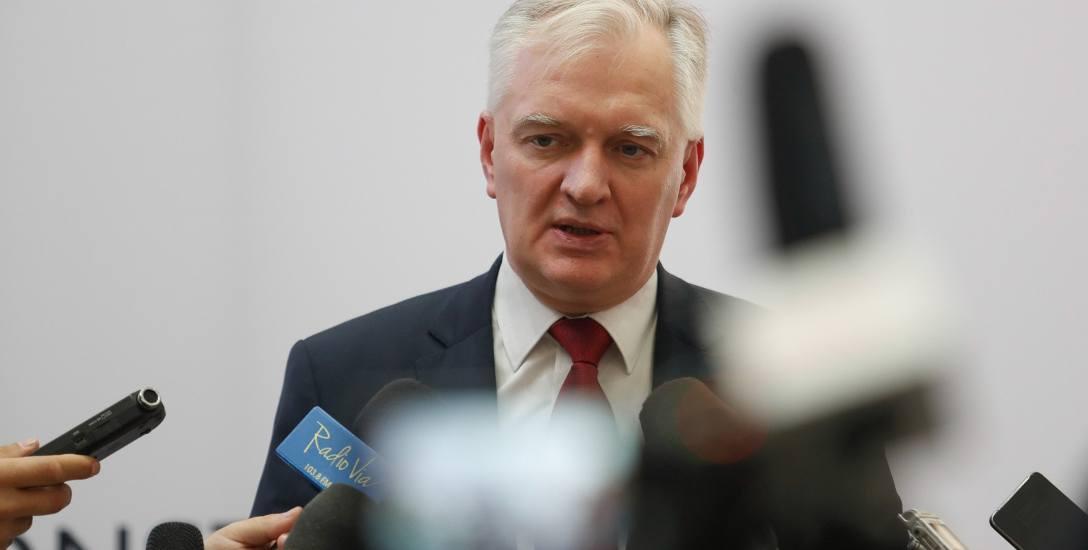 Nie będziemy narzucać uczelniom żadnych rozwiązań, jeśli chodzi o egzaminy wstępne - mówi Jarosław Gowin.