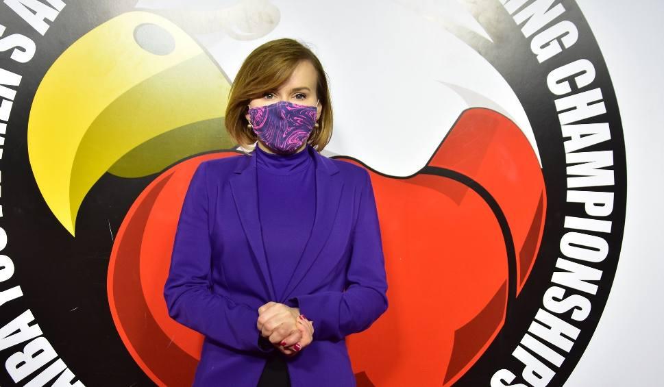 Film do artykułu: Minister sportu Anna Krupka: Mam nadzieję, że to początek ważnych imprez pięściarskich w naszym kraju [ZDJĘCIA, WIDEO]