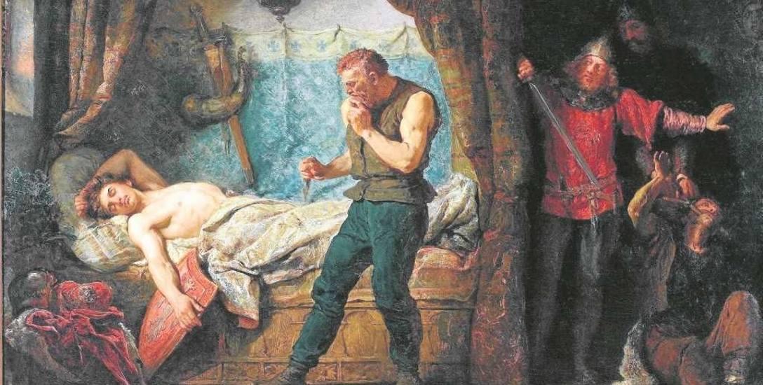Wojciech Gerson, Śmierć Przemysława, 1881 r.