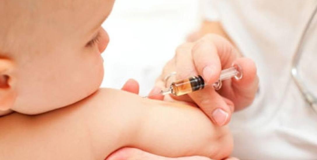 Tysiące niezaszczepionych dzieci na Pomorzu