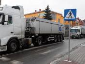 Po wybudowaniu obwodnicy takie samochody mają zniknąć z centrum Miechowa