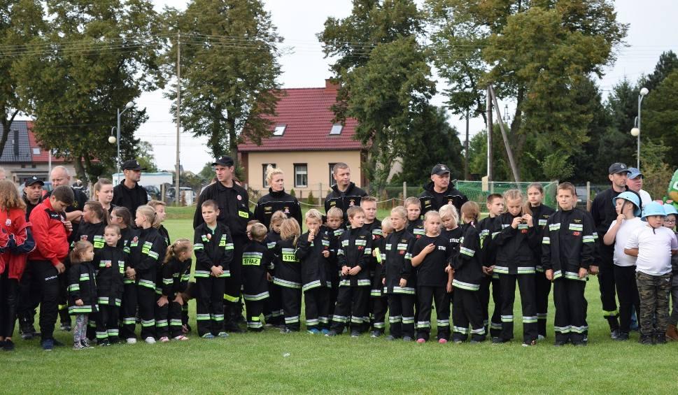 Film do artykułu: To był wielki dzień strażaków-ochotników! [ZDJĘCIA]