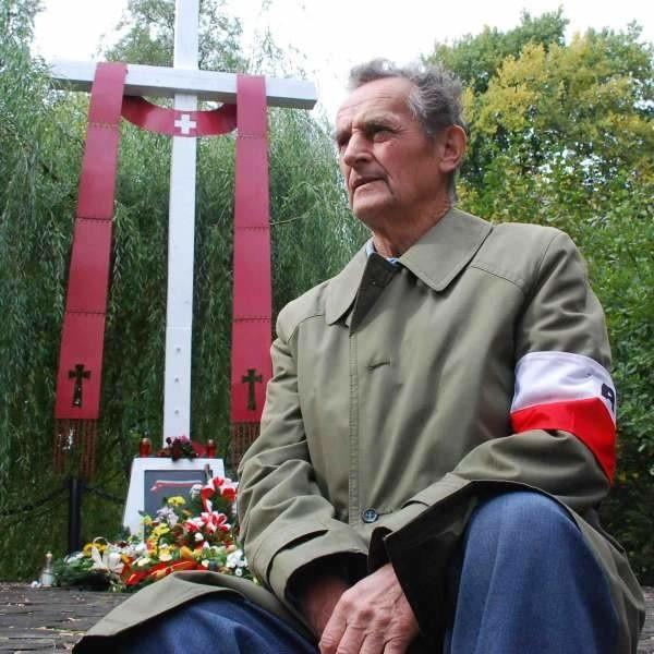 Stanisław Piecuch: - Ja też miałem tu leżeć. Życie zawdzięczam mądrości ojca...