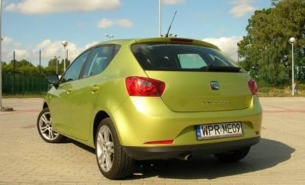Wrażenia z jazdy: Seat Ibiza 1.6 LPG Sport