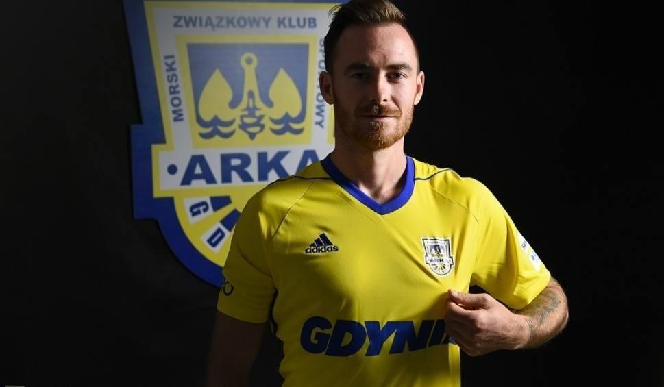 Film do artykułu: Arka Gdynia - APOEL Nikozja. Udany, pierwszy test. Gole nowych piłkarzy