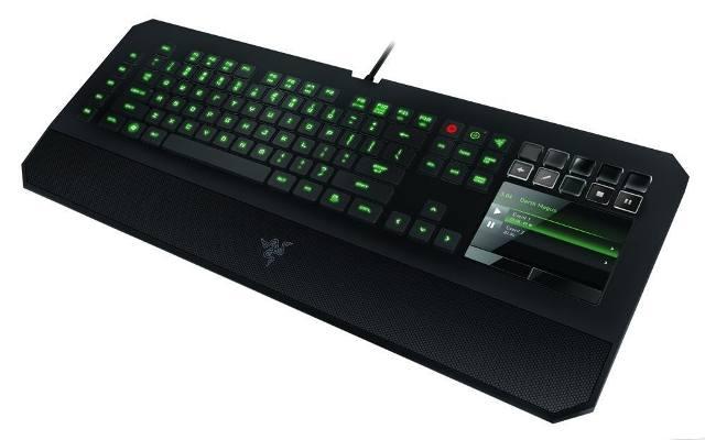 Razer DeathStalker Ultimate: Takiej klawiatury jeszcze nie widzieliście