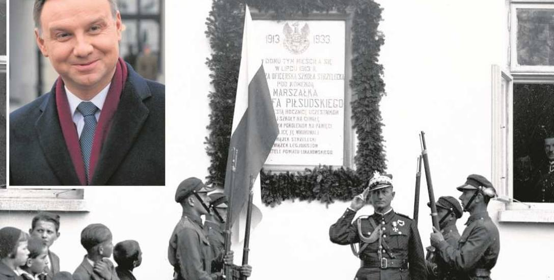 W Stróży szykują się na wizytę prezydenta Andrzeja Dudy