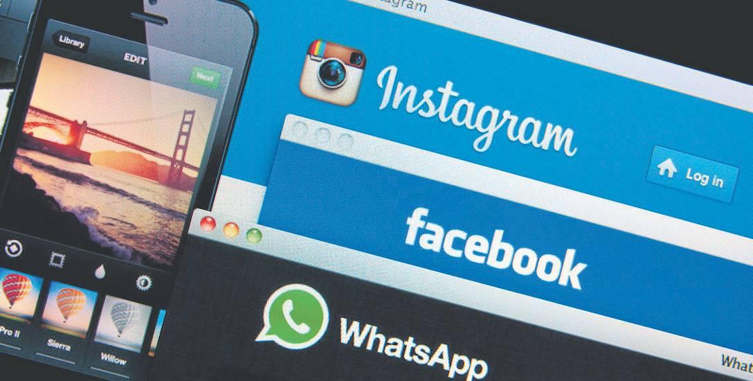 Jedną z ostatnich wieczornych czynności jest sprawdzenie Facebooka , Twittera czy Instagrama