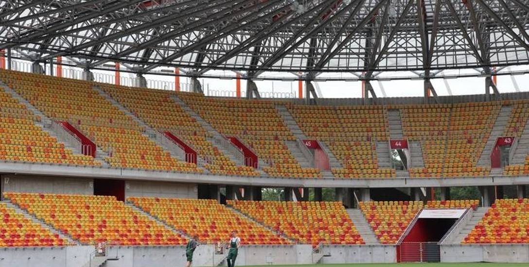 Krzysztof Szubzda: Imię dla stadionu w Białymstoku