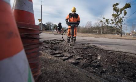 Cieszyn: ważna droga przy granicy od jutra zamknięta, czeka ją remont