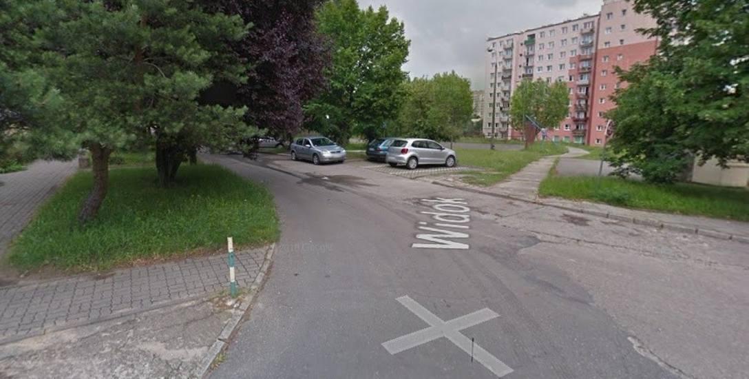 Mieszkańcy Dolinek chcą m.in. remontu ul. Widok.