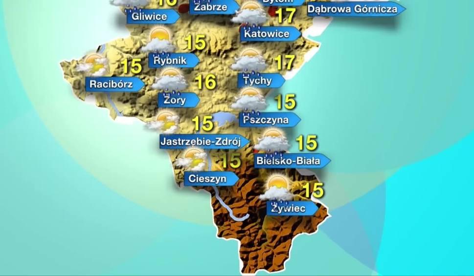 Film do artykułu: Prognoza pogody na 26 kwietnia WIDEO W czwartek ochłodzenie i deszcz w województwie śląskim