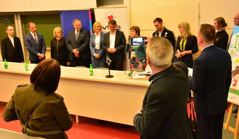 Film do artykułu: I Kongres ekologiczny dla przedszkolaków w Kielcach. Uczyły się jak dbać o środowisko [WIDEO, ZDJĘCIA]