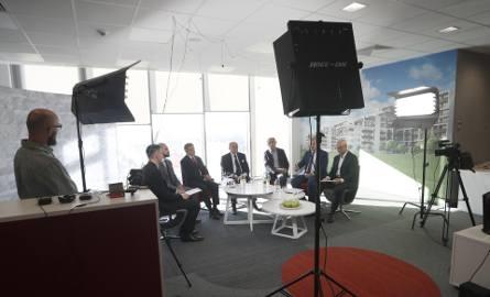 Debata kandydatów na prezydenta Rzeszowa. Oglądaj live na portalu nowiny24.pl