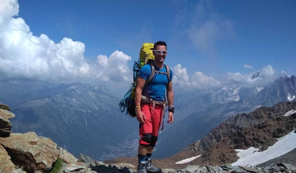 Film do artykułu: Dr hab. Sławomir Drozd z Uniwersytetu Rzeszowskiego zdobył szczyt Mont Blanc
