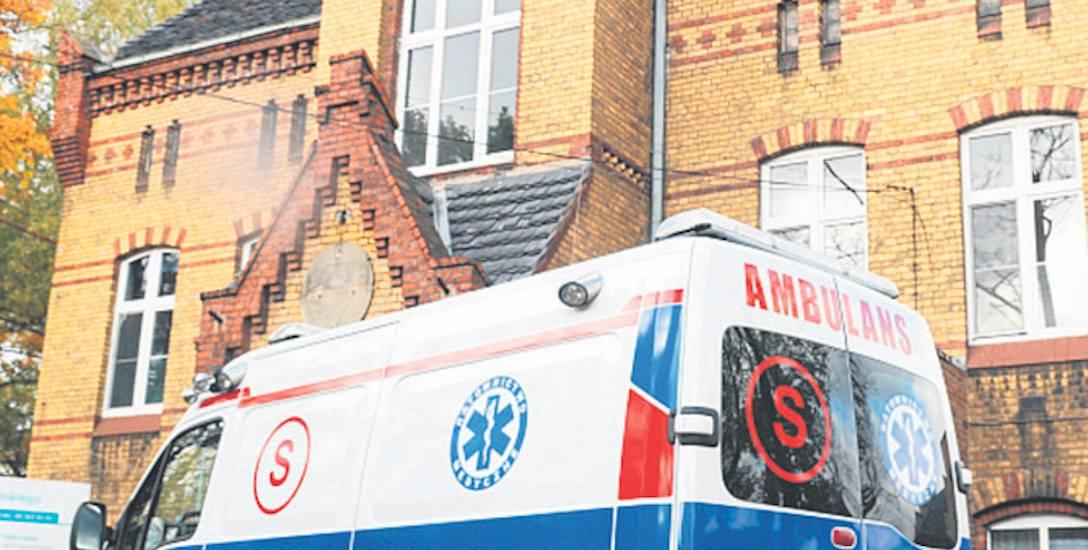 Pacjenci nie mogą pobrać swojej dokumentacji medycznej w szpitalu w Krośnie Odrz. Mogą to zrobić w Gubinie