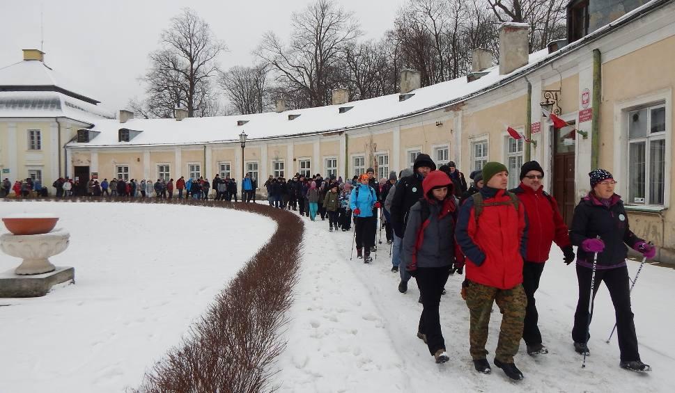 Film do artykułu: Rajd zimowy rozpoczął sezon turystyczny na ziemi koneckiej