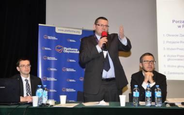 Bartosz Zawieja, były radny Platformy i szef poznańskich struktur tej partii od początku listopada nie jest wiceprezesem w firmie Remondis.