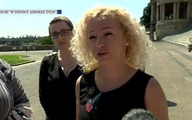 """""""Dziewuchy Dziewuchom"""" kontra Marsz dla Życia i Rodziny"""