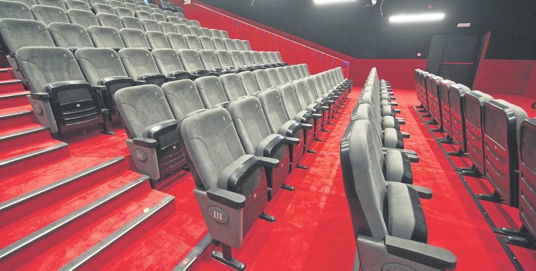 Remont kina w Sławnie. Są już fotele, teraz ostatnie poprawki