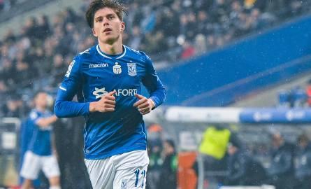 Rosjanin Timur Żamaledtinow będzie mógł udowodnić w meczu z Legią, że warto walczyć o przedłużenie jego pobytu w Lechu na kolejny sezon