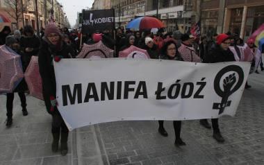 W 2018 roku Łódzka Manifa przeszła już po raz 15.