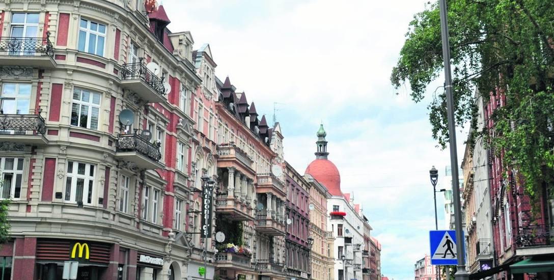 Najważniejsza ulica w mieście nadal robi wrażenie  Zmiany mają zachować jej estetykę i charakter