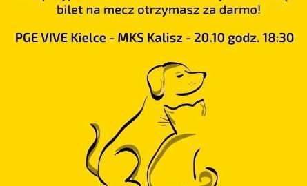Na mecz PGE VIVE Kielce można  wejść za darmo. Pod warunkiem…