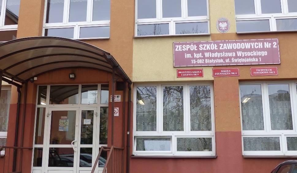 Zespół Szkół Zawodowych Nr 2 Im Kpt Władysława Wysockiego W