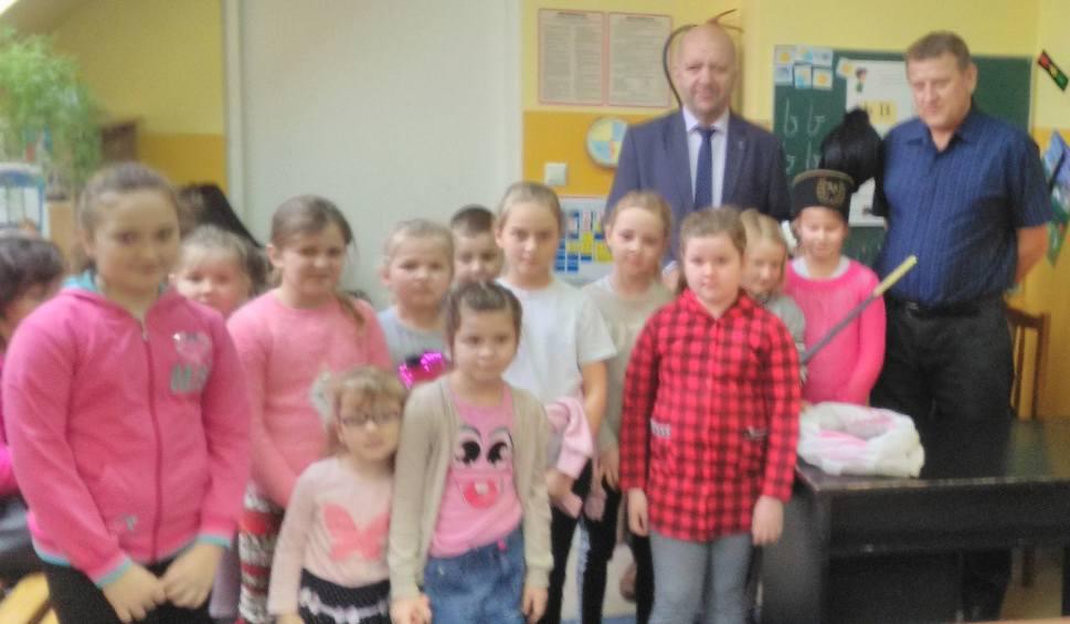 Film do artykułu: Andrzej Papaj był górnikiem. Opowiedział w Ujeździe o swojej ciężkiej pracy