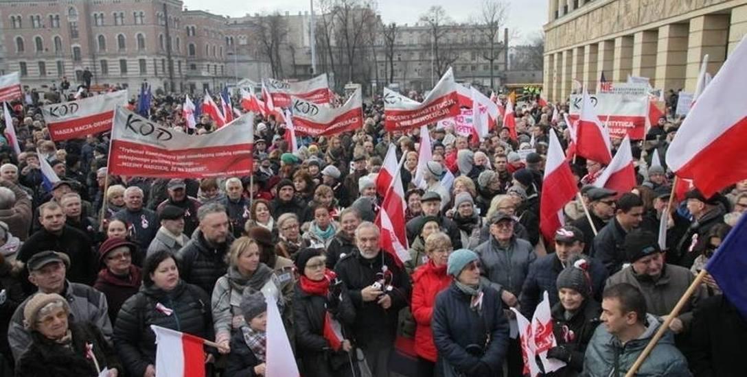 Deklarację Łódzką podpisano z inicjatywy Komitetu Obrony Demokracji Regionu Łódzkiego