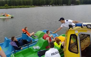 Na wodzie trzeba być trzeźwym. Nie tylko dlatego, że kontroluje to policja - pijani toną najczęściej