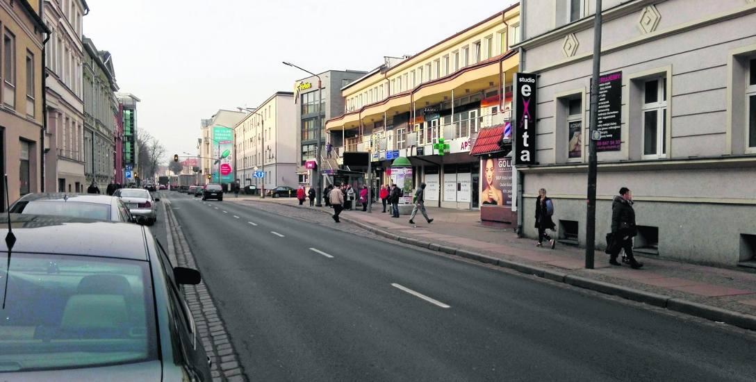 Ulica Tuwima była najbardziej niebezpieczną ulicę w Słupsku w 2018 r. pod względem zdarzeń w ruchu drogowym. Na kolejnych miejscach znalazły się ulice