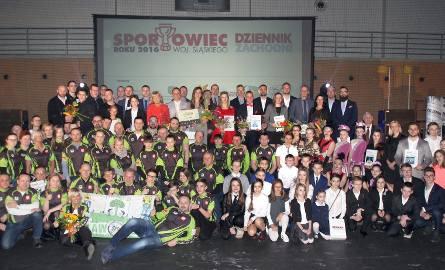 Gala Plebiscytu Sportowiec Roku 2016