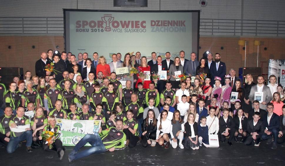 Film do artykułu: Gala Plebiscytu Sportowiec Roku 2016 ZDJĘCIA+WIDEO