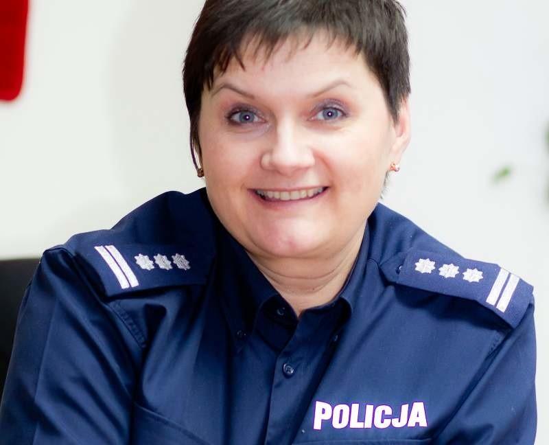 Inspektor Irena Doroszkiewicz będzie pełniła obowiązki komendanta wojewódzkiego policji w Opolu.