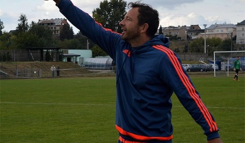 Film do artykułu: Tomasz Sokołowski nie jest już trenerem Mazowsza Grójec
