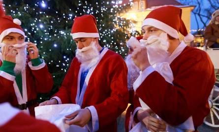 Święty Mikołaj zarobi nawet 40 złotych za godzinę