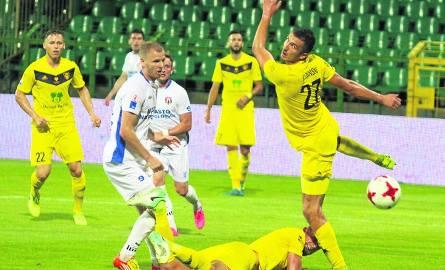 Piłkarze GKS Katowice po trzech meczach mają na koncie tylko  punkt. Fanów zabolały porażki u siebie z Pogonią Siedlce i Puszczą