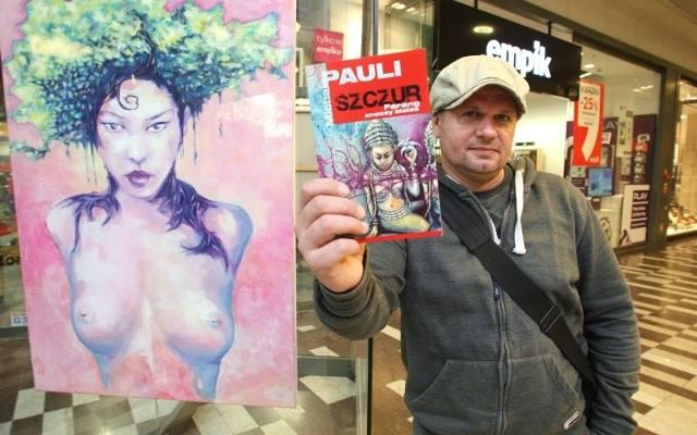 bc9e5310bd316 Kielczanin Michał Pauli właśnie wydał nową książkę. Promocja
