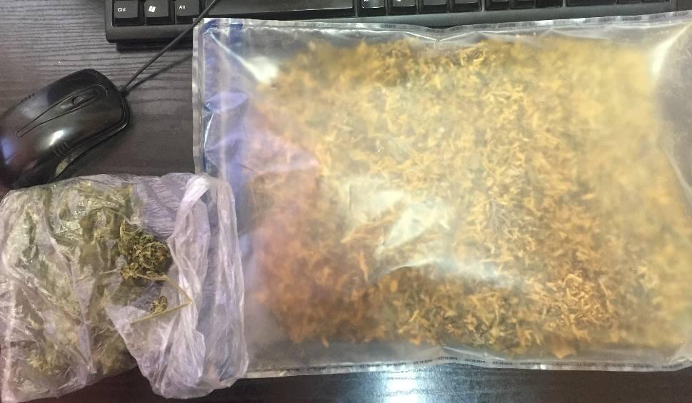 Film do artykułu: Lipsko. Nastolatki zatrzymane za posiadanie narkotyków. Grozi im trzy lata więzienia