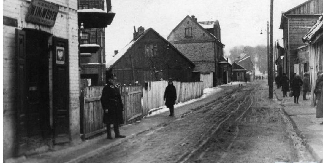 Chanajki był niebezpieczną przedwojenną dzielnicą Białegostoku.
