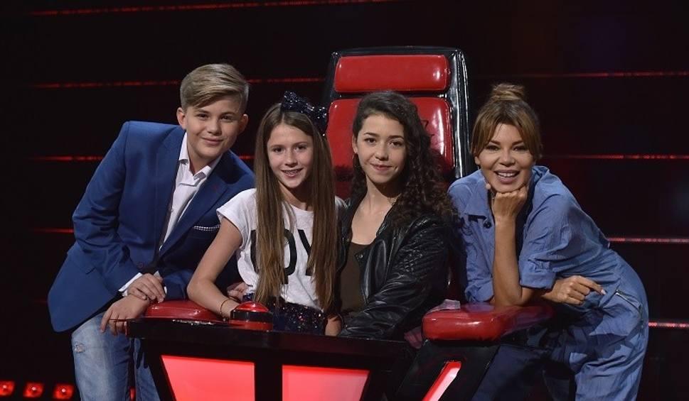 """Film do artykułu: Edyta Górniak wybrała finałową trójkę """"The Voice Kids""""!"""