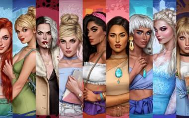 Fernanda Suarez, utalentowana artystka, stworzyła nowe wersje znanych księżniczek z bajek Disney'a. Większość z nich, oprócz wyzywających ubrań, zdobyła