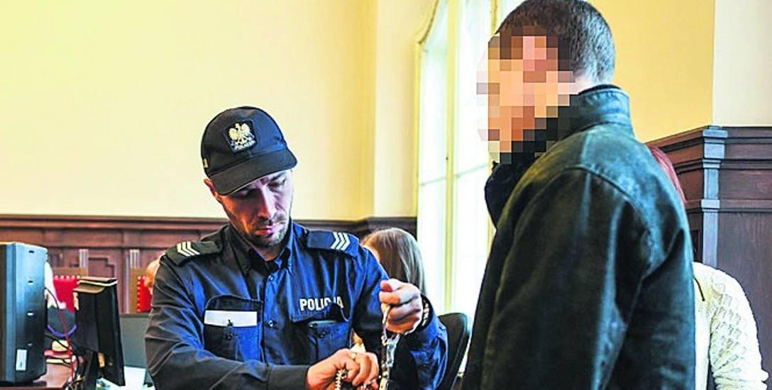 W sądzie Wojciech M. powiedział, że jest w stanie pogodzić się z tym, że pójdzie do więzienia, ale nie z tym, że zginął człowiek.